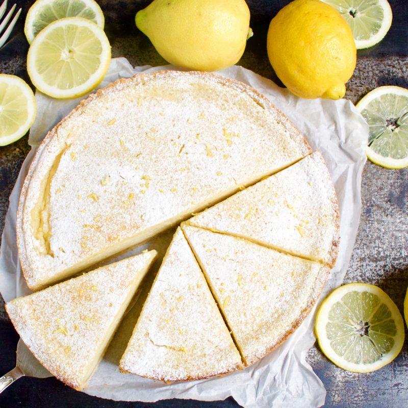 Lemon Tart – Tarte Au Citron